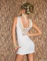 Dámské šaty bílé