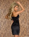 Elegantní dámské šaty černé
