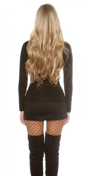 174dfcee2ea ... Fotogalerie  Sexy tričko s límečkem Paola di Ressi černé