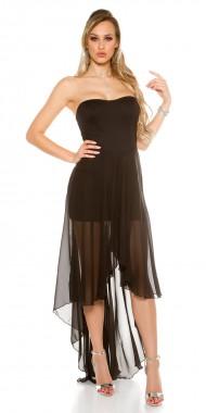 Dámské společenské šaty Paola di Ressi černé